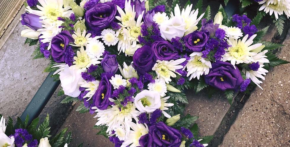 Sympathy Full Flower Letters