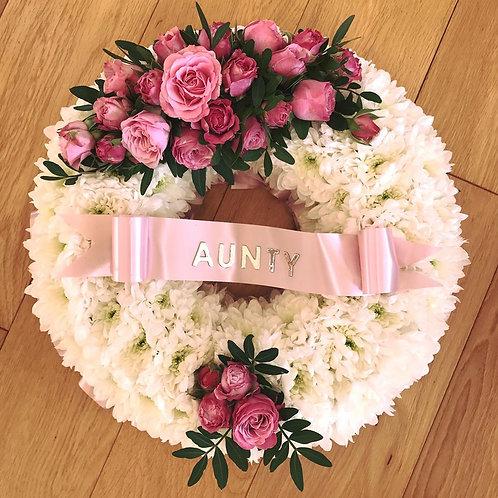 Sympathy Wreaths Based