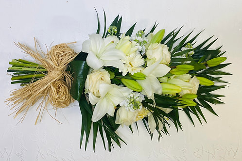 Lily & Rose Tied Sheaf
