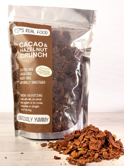 Cacao & Hazelnut (vegan)