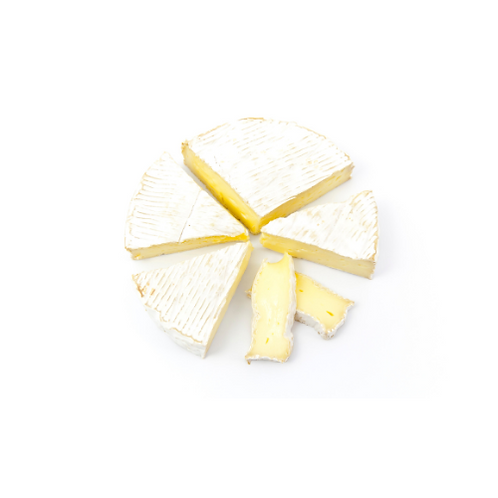 Organic Fermier (Hard French style cheese with ash and washed rind)