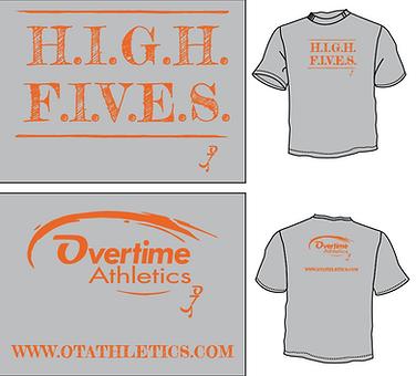 High Fives T-Shirt.png
