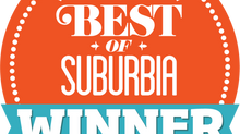 OTA Camps voted Best of Suburbia!!