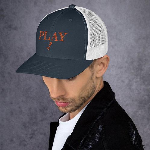 OTA Hat Play Logo
