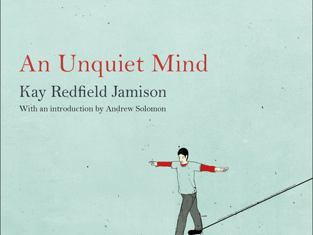 Review #1: An Unquiet Mind