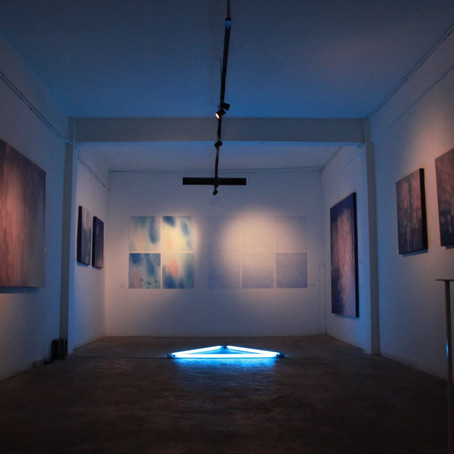 Kind of blue - Gallery Hopping Night