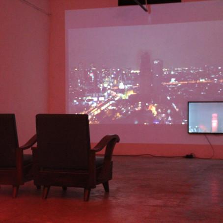 In The Shadow - Bridge Art Space 3rd Anniversary