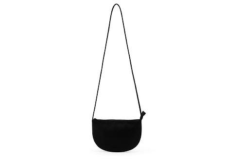 Monk & Anna Farou Half Moon Bag Black
