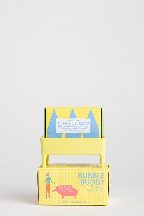 Foekje Fleur Bubble Buddy Incl. Zeep – mellow yellow
