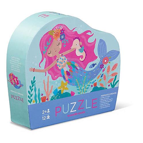 Mini puzzel - Mermaid