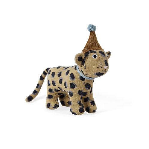 Oyoy knuffel baby Elvis leopard