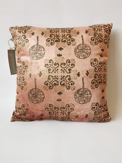 Goround Interior - Kussen cashew pink