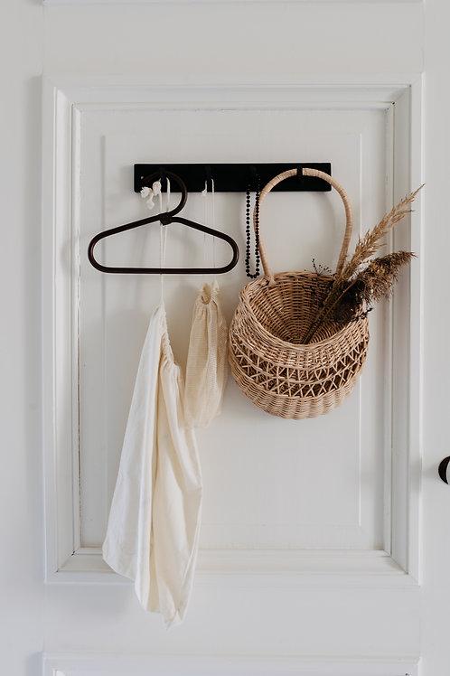 Meri-Lou - Wall basket Emilou (natural)