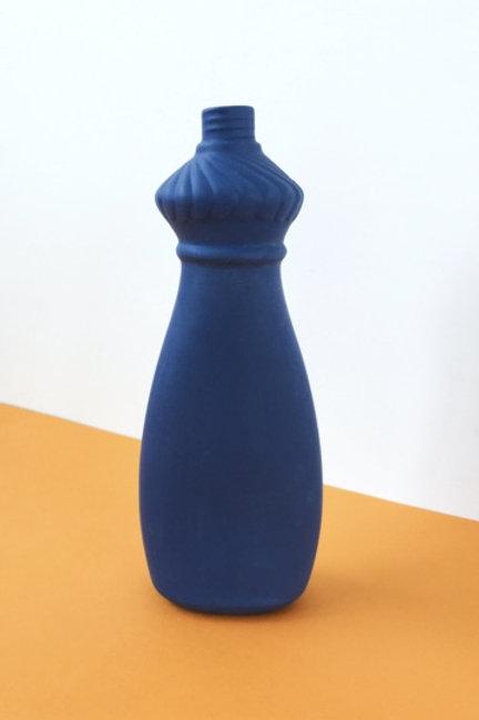 Foekje Fleur bottle vase #15 delft