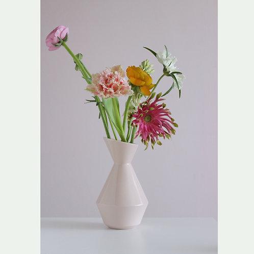 Hella Duijs - Feija vaas roze