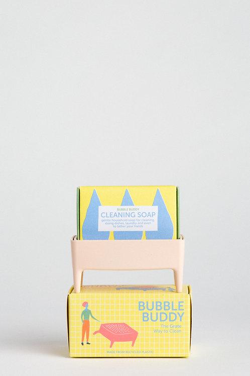 Foekje Fleur Bubble Buddy Incl. Zeep – powderpink