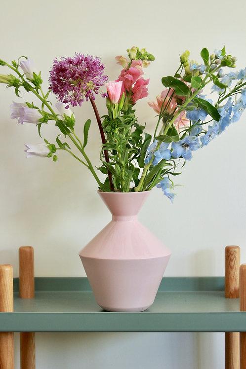 Hella Duijs - Lisanne vaas roze