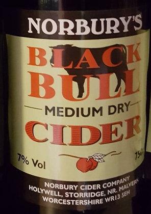 BLACK BULL MEDIUM DRY CIDER