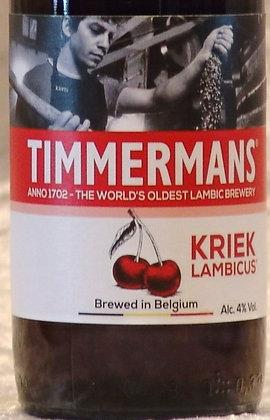 KRIEK LAMBICUS (TIMMERMANS CHERRY)