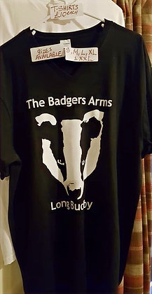The official Badgers T-Shirt Range