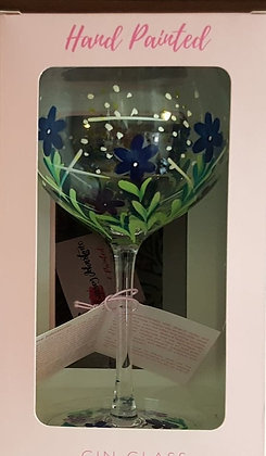 GIN GOBLETS by LYNSEY JOHNSTONE
