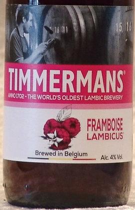 FRAMBOISE LAMBICUS (TIMMERMANS RASPBERRY)