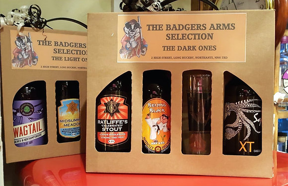 Badgers Selection Box