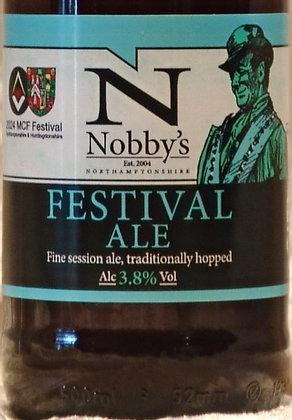 NOBBY'S FESTIVAL ALE