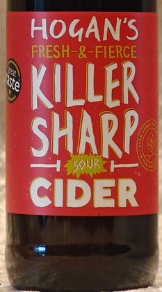 KILLER SHARP CIDER