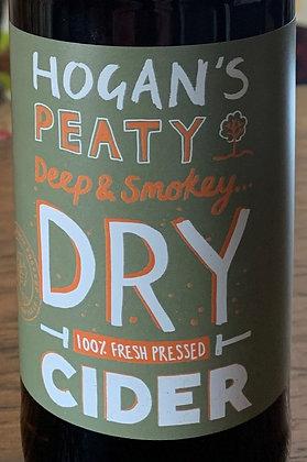 HOGAN'S PEATY DRY CIDER