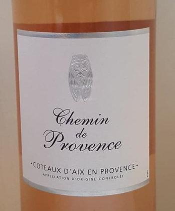 CHEMIN DE PROVENCE 2019