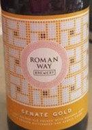 ROMAN WAY - SENATE GOLD