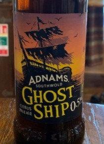 GHOST SHIP 0.5%