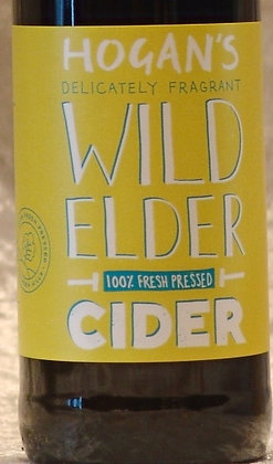 WILD ELDER CIDER