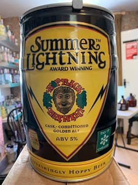 MINI KEG - SUMMER LIGHTNING