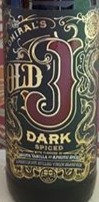 OLD J DARK SPICED RUM