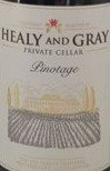 HEALY & GRAY PRIVATE CELLAR SA PINOTAGE
