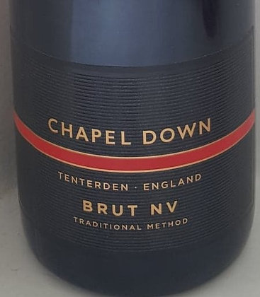 CHAPEL DOWN - ENGLISH BRUT SPARKLING WINE