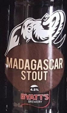 MADAGASCAR STOUT - BYATT