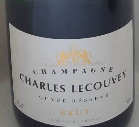 CHARLES LECOUVEY BRUT CHAMPAGNE