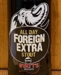 ALL DAY FOREIGN EXTRA STOUT