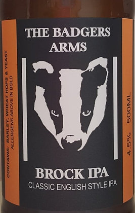The Badgers Arms - BROCK IPA
