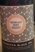ROMAN WAY - BOUDICCA BLACK IPA