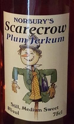 SCARECROW - PLUM JERKUM