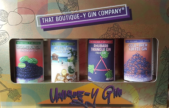 UNIQUE-Y GIN - GIFT PACK