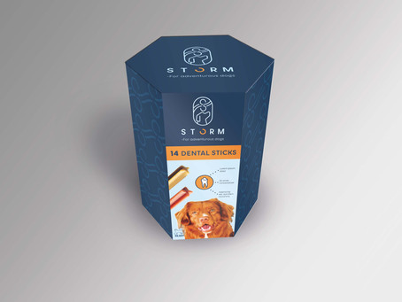 W32: Practical assignment (creative problem solving) - Packaging design