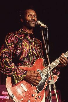 Barry Plummer Photographer Rock Music Photos Chuck Berry Live