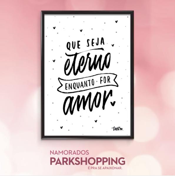 Love poster - Dia dos namorados