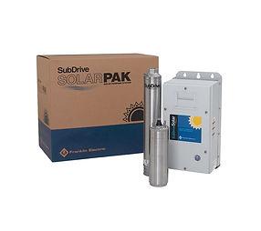 Subdrive Solar Pump Package
