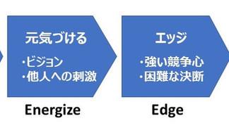 energizerとしての自己分析
